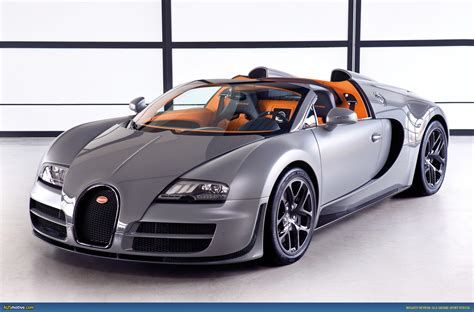 Ausmotive Com 187 Bugatti Veyron 16 4 Grand Sport Vitesse