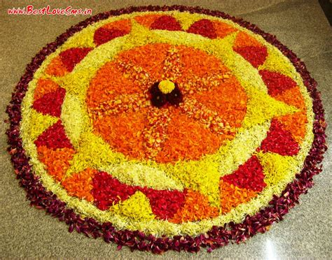 flower pattern rangoli beautiful rangoli designs with flowers quot anymessages