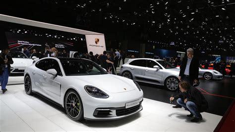 Porsche Panamera Turbo S Test by Porsche Panamera Turbo S E Hybrid Shows Up In Geneva
