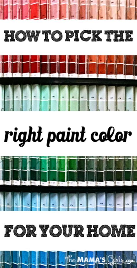 how to choose paint colours for your home how to pick the right paint color