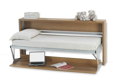 Beds With Desk by Smart Study Single Desk Bed Space Saving Study Bed