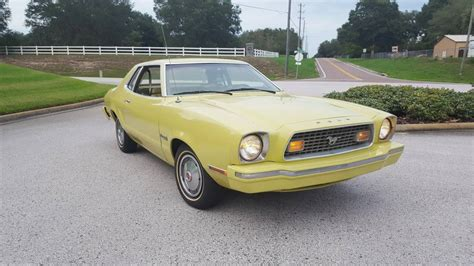 ford mustang 1974 for sale going bananas 1974 ford mustang ii
