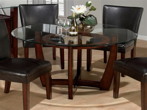 glass dining room table set dining room sets with glass table tops
