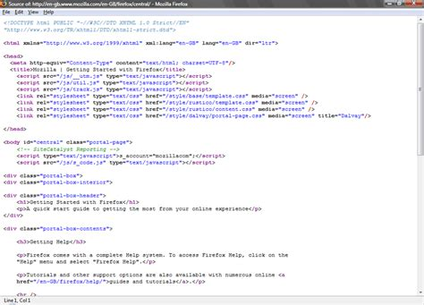 design web page html language as media studies production area