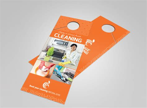 Cleaning Door Hanger Templates Mycreativeshop Window Cleaning Door Hangers Template