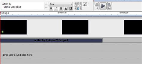 tutorial mengedit video dengan video pad cara menambahkan teks pada video dengan videopad