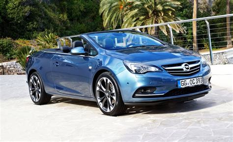 opel convertible 2014 opel cascada cabriolet drive review car and