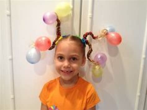 Wacky Hairstyles by 20 Wacky Hairstyles That Defy Science