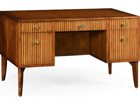 Julian Desk by Jonathan Charles Julian Light Walnut On