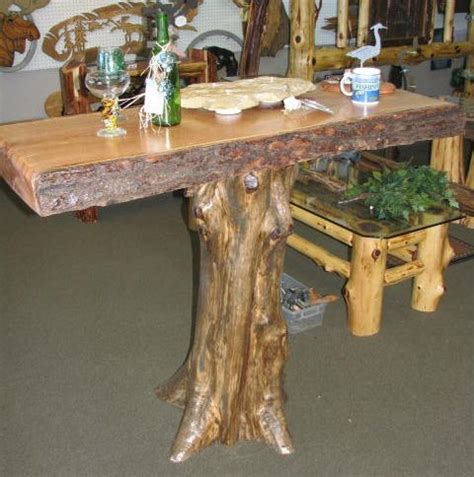 log bar tops 100 best images about log table on pinterest log end tables driftwood coffee table