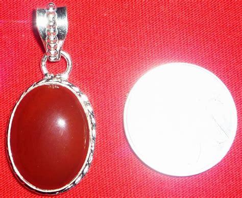 Liontin Batu Gambar 0 13 warung pis bolong liontin kalung wanita batu alam asli