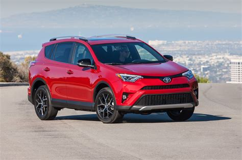 Toyota Cr July 2016 Suv Sales Crossover Crush Photo Image Gallery