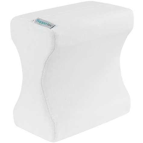Pillow Hips Back by Supportec Memory Foam Orthopaedic Leg Pillow Back Hips