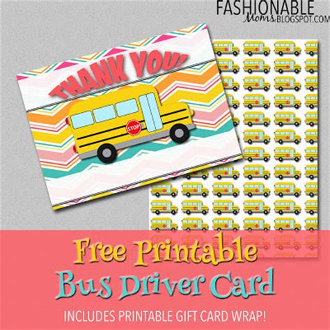 driver thank you card template my fashionable designs free printable driver thank