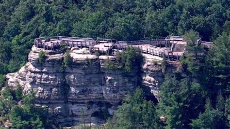 rock state park weather starved rock state park trails closed after severe storm
