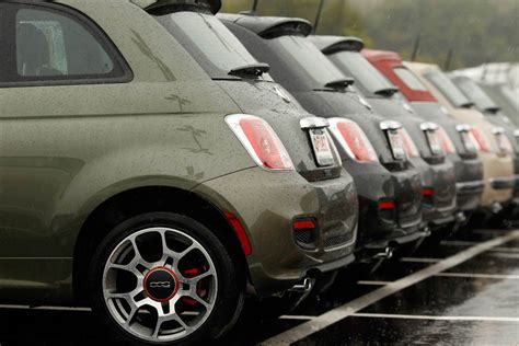 Chrysler Fiat News Today Feds Probe Fiat Chrysler Inflated Sales Figures