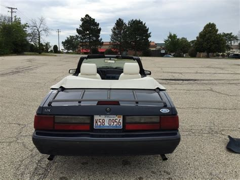 Ford Mustang 5 0 For Sale by 1987 Ford Mustang Lx Convertible 5 0 For Sale