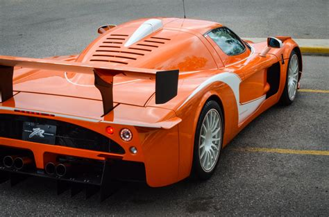 How Much Is A Maserati Mc12 Ludicrous 840hp Edo Competition Maserati