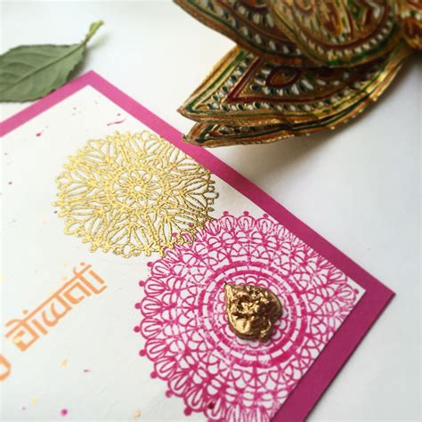 Handmade Diwali Diya - handmade diwali cards light diya festival of light