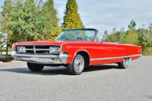 65 Chrysler 300 For Sale Stunning 65 Chrysler 300 Convertible Beautiful Bright