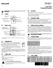 honeywell wiring diagram th5220d get free image about wiring diagram