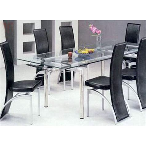 Ss Dining Table Designs Ss Dining Table In Ahmedabad Stainless Steel Dining Table