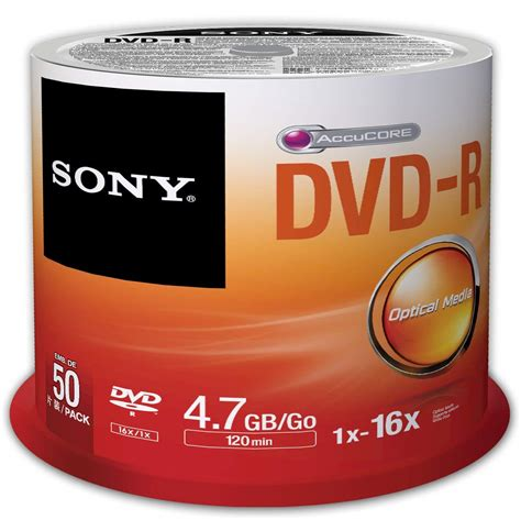 Sony Dvd R Blank 4 7 Gb Dvd Kosong sony dvd r 4 7gb spindle 50 pcs price in pakistan sony