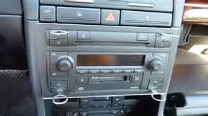 Audi Radio Removal Audi Radio Removal Audi