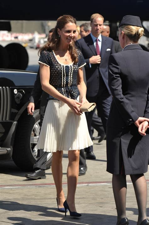Vans California Icc Navy kate middleton s us and canada visit fashion tour