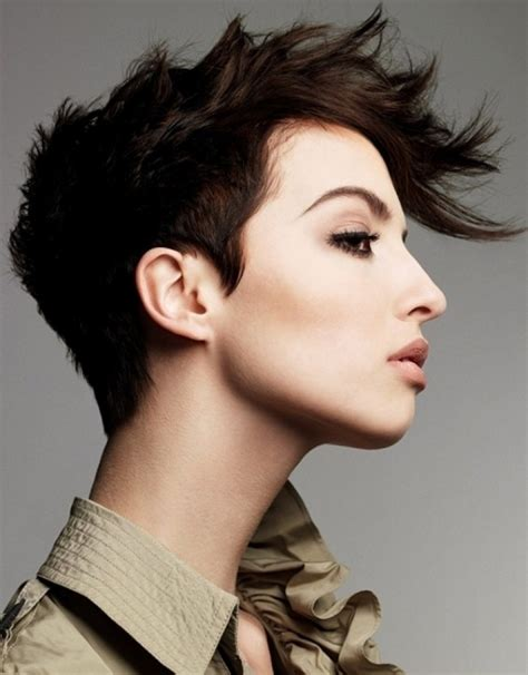 funky haircuts for fine hair trendy short hairstyles for thin hair hollywood official