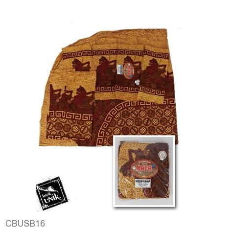 Sprei Katun Motif Batik sprei batik pekalongan motif wayang kirno sprei murah