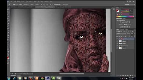 adobe photoshop horror tutorial photoshop horror effect tutorial youtube