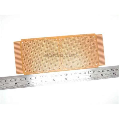 Pcb Lubang Single Layer Pcb Dot Single Layer 7 Cm X 9 Cm jual pcb lubang 15 cm x 7 cm