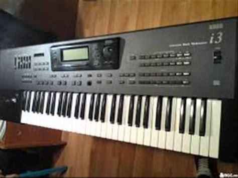 Keyboard Korg I3 korg i3 hora