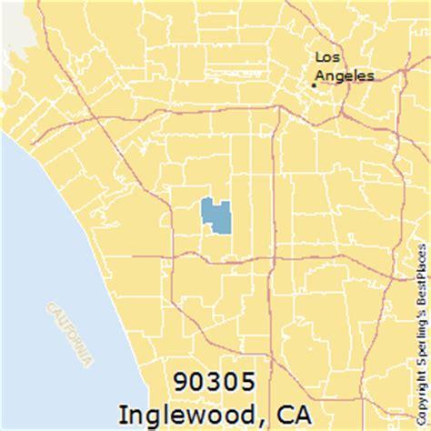 inglewood california map best places to live in inglewood zip 90305 california