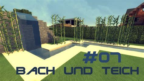 Pavillon Teich by Minecraft Garten Einrichtung 07 Pavillon Br 252 Cke Und