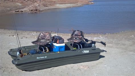 two man pontoon boat fully loaded boat pinterest - Two Man Pontoon Boat
