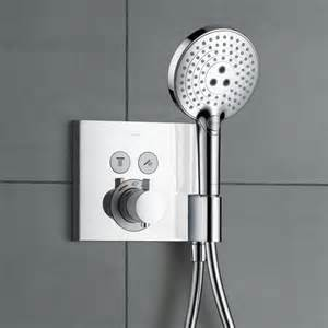 hansgrohe showerselect set de finition pour robinet de