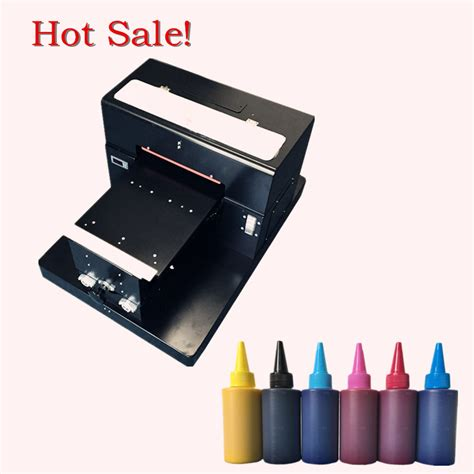 Printer Epson R1390 A3 1 set a3 flatbed printer a3 size for t shirts printing phone pvc cards ceramics for
