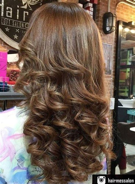 long hair perms loose curls 20 best gorgeous perms looks say hello to your future