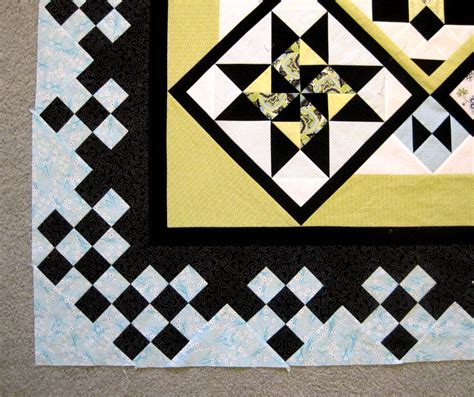 which corner do sts go in reach for the stars sler quilt 187 first light designs