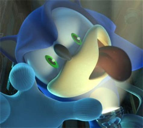 As Shock Sonic Blue sega really pushing out the sonic content today