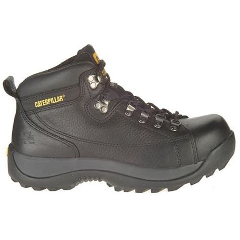 Sepatu Boots Safety Caterpilar Hydroulic Steel Toe 3 Varian Warna caterpillar s hydraulic mid cut steel toe boot black 12 m us authenticboots s