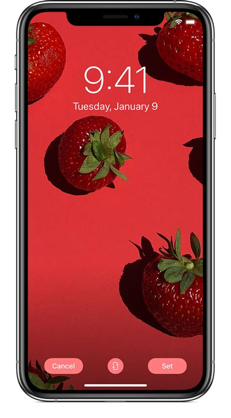 change  wallpaper   iphone apple support