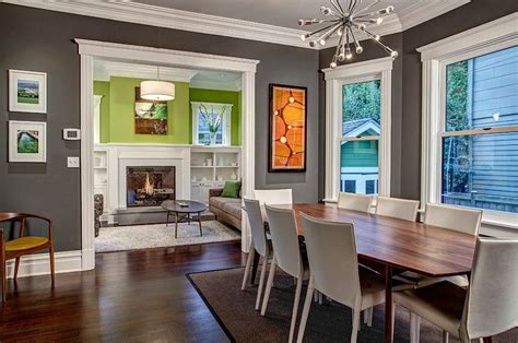 Dining Room Light Colors 25 And Exquisite Gray Dining Room Ideas