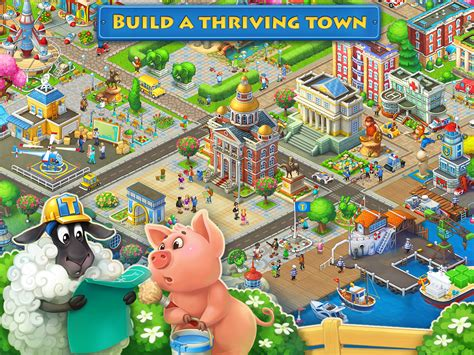 township game layout design township android game app review