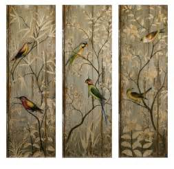 bird decorations for home calima bird wall decor by max accents homelement home