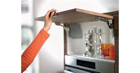 Cabinet Door Lift Systems Cabinet Door Lift System Blum Aventos Hk Lift System For Cabinet Doors