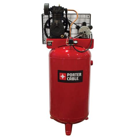 porter cable 80 gal vertical stationary air compressor pxcmv5048055 the home depot