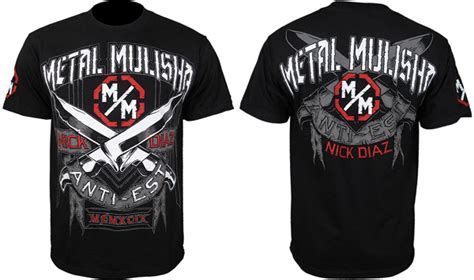 metal mulisha fight gear collection